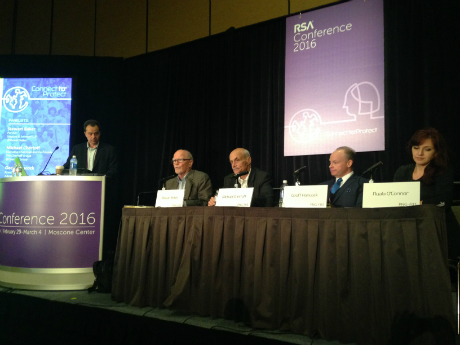 Alec at IT Conference in San Francisco