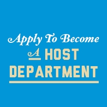 Apply to become a host department