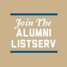 Join the alumni listserv