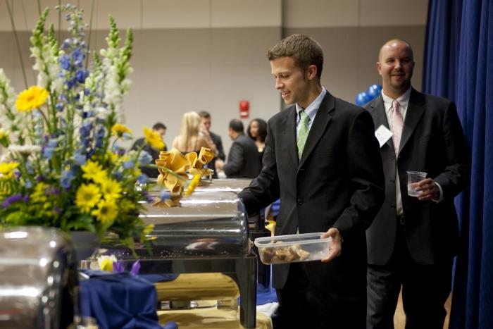 PAF Transition Dinner 2011