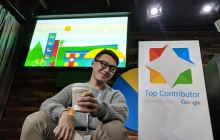 Current PAF at Google's 2017 Top Contributor Summit in San Jose, California