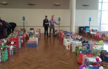 PAFs participate in Give-A-Gift