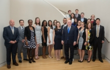 Group Photo at 2016 PAF Commencement Reception
