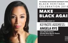 Angela Rye was the Black Heritage Celebration Keynote speaker
