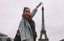 PAF Emily Somberg in Paris