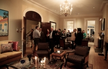 PAF Spring Training Reception at F Street House