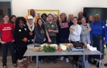 Food Day at Deanwood Recreation Center