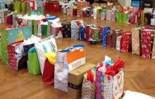 Adopt-a-Family Gift Dropoff
